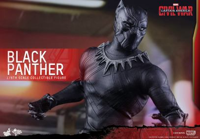 Black Panther Hot Toys 2