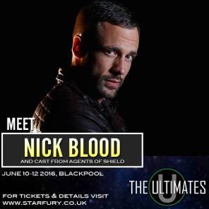 Nick Blood