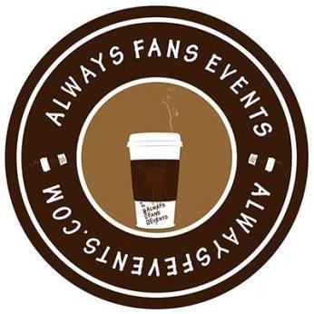 always fans events logo