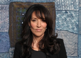 "Katey Sagal, a cast member in ""Sons of Anarchy,"" poses for a portrait on Friday, Nov. 15, 2013 in Los Angeles. (Photo by John Shearer/Invision/AP)"