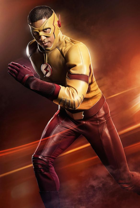 kid flash 1