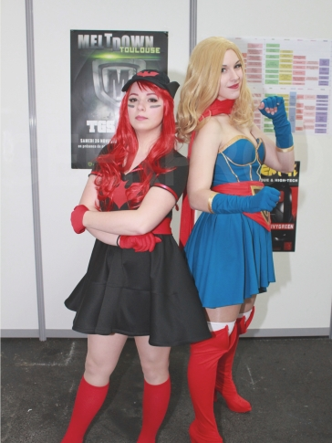 058 Cosplay - TGS 2016