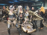 098 Cosplay - TGS 2016