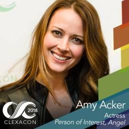 Amy Acker Clexacon